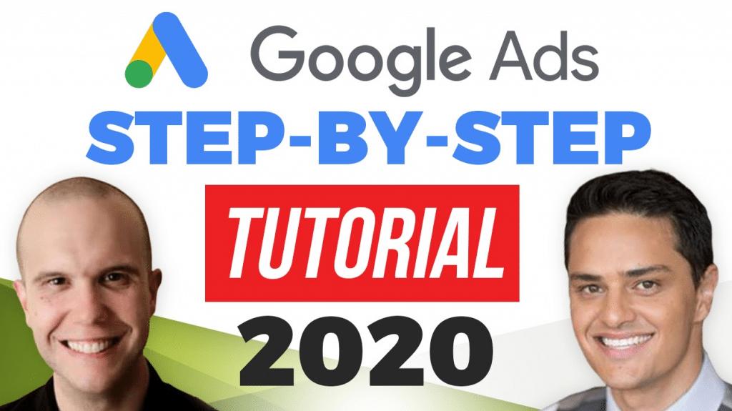 Step-by-step google ads tutorial