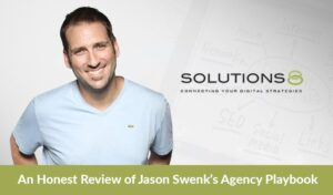 An Honest Review of Jason Swenk's Agency Playbook