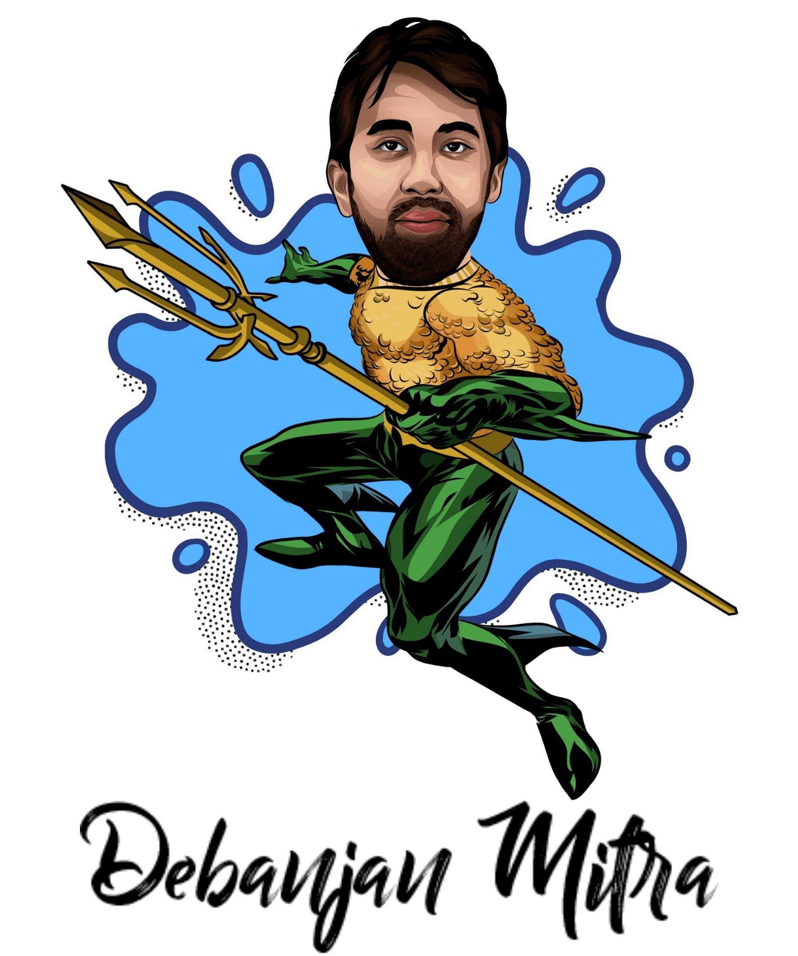 Debanjan Mitra