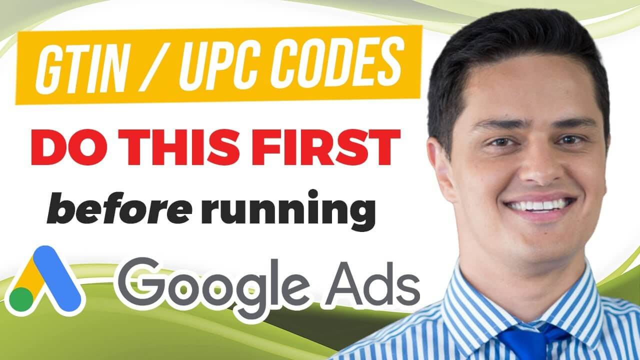 GTIN / UPC Codes YouTube video cover