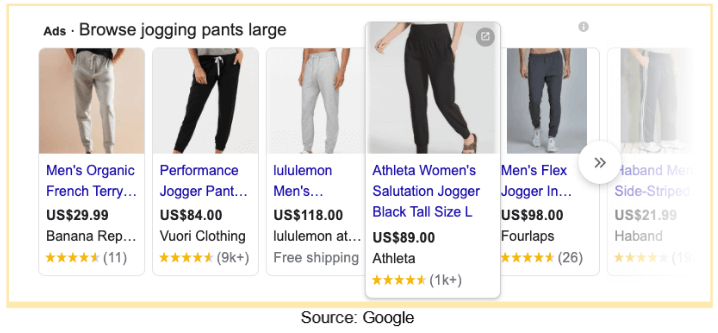 long-tail keywords for product title