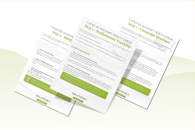 7-Step Health Check Free Guide/Checklist - Solutions 8