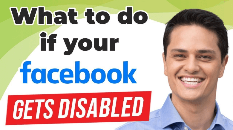What to do if your Facebook gets disabled Youtube cover