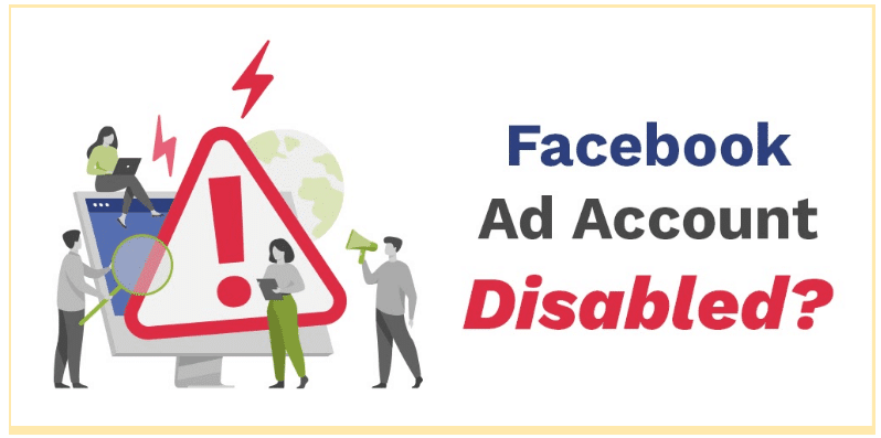 Common reasons why Facebook might disable your account