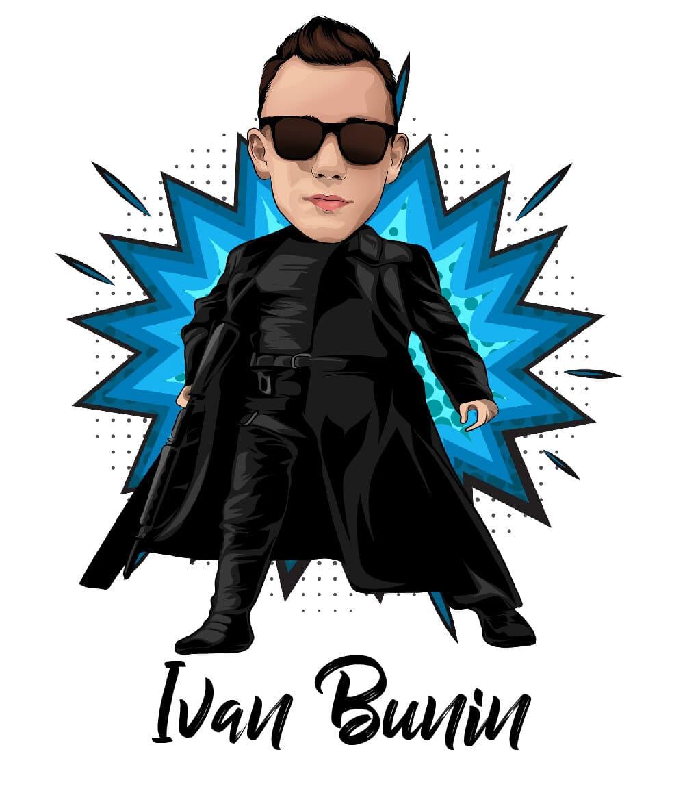 Ivan Bunin - CTO Solutions 8